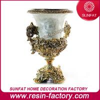 Buy cheap Xmas Decoration art vase for Christmas Craft from wholesalers