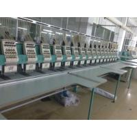 Refurbished Used Multi Needle Embroidery Machine For Looping / Chain Stitch Manufactures