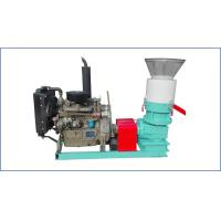 Buy cheap AZS400A Model Small Feed Pellet Mill/Home Made Animal Feed Maker from wholesalers