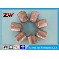 Buy cheap High Precision grinding cylpebs for ball mill crushers , size 35MMX40 MM from wholesalers