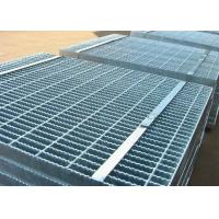 Wholesale Galvanized Serrated Steel Grating / Serrated Bar Grating Stair Treads from china suppliers