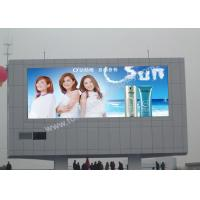 Buy cheap RGB 3 in 1 P6.25 pixel pitch outdoor Rental LED display signs with 16384 grey scale from wholesalers