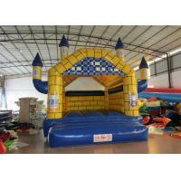 Buy cheap Amusement Park Custom Made Inflatables 5 X 6m Safe Nontoxic 0.55mm Pvc Tarpaulin product