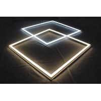 Buy cheap 36W / 42W 60x60cm Colorful Recessed LED Frame Light Ceiling Panel Lighting For Decoration from wholesalers
