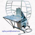 Buy cheap Automatic Pe Strapper Bundle Tying Machine Corrugated Carton Box Making from wholesalers
