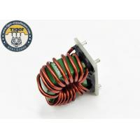 Wholesale Light weight High Current Common Mode Choke / Toroidal Choke Coil 25mm Size 10KHz from china suppliers