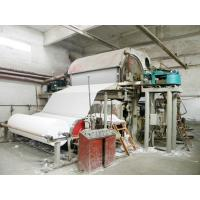 Buy cheap Tissue Paper Making Machine from wholesalers