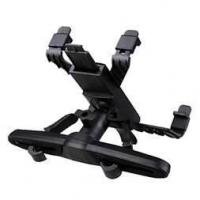 Buy cheap adjustable Universal tablet pc car seat holder car mount holder for ipad cell phones from wholesalers