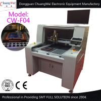 High Performance PCB Router Machine Automatic Detection Tool Life Manufactures