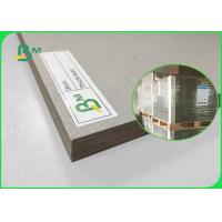 Buy cheap AAA / AA Plain Grey Board Waste Paper As Material To Packing 600 * 600MM product