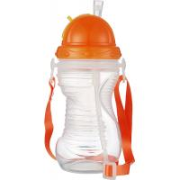 Buy cheap Customized Plastic Baby Milk Water Feeding Bottle With Straw Cap from wholesalers