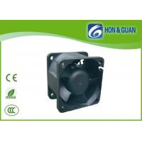 Low Voltage DC Cooling Fan 40×40×28mm , Mini Blower Fan with Dual Ball Bearing Manufactures
