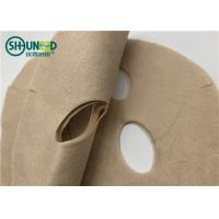 Wholesale Natural Plant Biodegradable Spunlace Non Woven Fabric For Face Mask Plain Structure from china suppliers