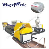 Buy cheap Good Quality PVC Steel Wire Reinforced Hose Extrusion Machine from wholesalers