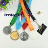 Buy cheap Marathon Badges supplier , international marathon sport pin , Georgai tbilisi badges , enamel badges for sport from wholesalers