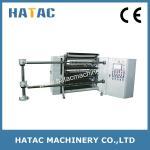 Buy cheap Automatic Kraft Paper Slitting Rewinding Machine,High Speed Laminated Paper Slitter Rewinder,PET Slitting Machine from wholesalers