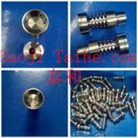 Buy cheap gr2 Ti nail fit for 14mm 18mm 19mm female joint from wholesalers