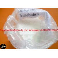 Quality CAS 434-05-9 99% Purity White Legal Anabolic Steroids Methenolone Acetate / Primonabol for sale
