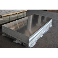 Buy cheap Marine Grade 5052 Aluminium Alloy Sheet 2 Mm Thick Dimensional Stability from wholesalers