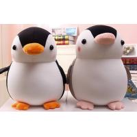 Buy cheap Fiber cotton 20 custom stuffed dolls Gift , big stuffed animals penguin from wholesalers