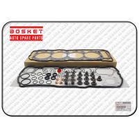 Buy cheap ISUZU NPR Engine Head Overhaul Gasket Set 5878178650 5-87817865-0 5878150081 5-87815008-1 product