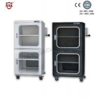 Buy cheap 85V - 265V,50HZ / 60 HZ 540L Electronic Humidity Control Nitrogen Dry Box from wholesalers