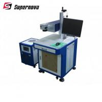Buy cheap High Speed UV Laser Marking Machine Water Cooling For USB Cables And Wires from wholesalers