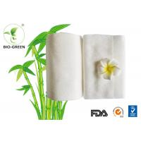 China Custom Made Size Bamboo Diaper Liners For Pocket Cloth Diaper Liner on sale