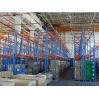 Buy cheap Fifo System Q235 Industrial Pallet Racks For Fancy Plywood Storage from wholesalers