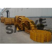 Buy cheap Komatsu bulldozer D60 track shoe assembly from China manufacturer from wholesalers