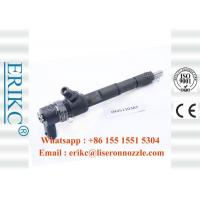 Buy cheap ERIKC 0 445 110 367 fuel diesel injector 0445110367 bosch auto engine parts product