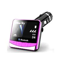 Buy cheap USB Bluetooth instructions car MP3/MP4 player with FM Modulator BT-C507 from wholesalers