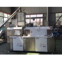 Buy cheap Silver Panko Commercial Bread Crumb Machine , Food Extruder Machine Energy Saving from wholesalers