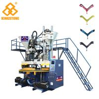 Wholesale 100-150 Pairs Per Hour Slipper Making Machine For Flip Flops Upper / Straps from china suppliers