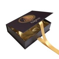 Wholesale Custom Luxury Presentation Boxes / Logo Printed Cosmetic Gift Packaging Box from china suppliers