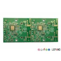 Wholesale Multilayer 1.0mm Automotive PCB Design Services RoHS Compliant PCB Immersion Gold from china suppliers