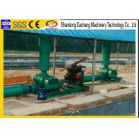 Buy cheap Pneumatic Conveying Twin Lobe Roots Blower Coupling Drive Method CE Certificate from wholesalers