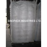 Buy cheap 1000KGS tall 4-Panel baffle bag 100% virgin PP for granules packing product