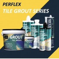Buy cheap Waterproof Ceramic Tile Grout Series Non Yellowing Weatherproof Mosaic Colored Tile Grout from wholesalers
