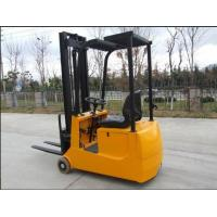 Buy cheap 1 Ton Capacity Small 3 Wheels Electric Forklift Max. Lifting Height 90mm from wholesalers
