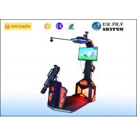 Wholesale Game Center Immersive VR Shooting Simulator /  9D Shooting Machine With Space Location from china suppliers