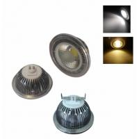 China 5W7W9W12W AC110V-230V AC111 G53GU10 Base COB LED Bulb Lights Replace 50W75W Halogen Lamp Replacement on sale