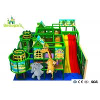 Wholesale Soft Huge Jungle Gym Indoor Playground Anti Skid For Kids 3 - 15 Years Old from china suppliers