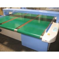 Buy cheap Fabric Needle Inspection Machine , Super Width Industrial Metal Detector from wholesalers
