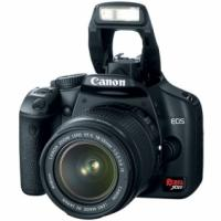 Buy cheap Canon EOS Rebel XSi Digital SLR Camera with Canon EF-S 18-55mm IS lens (Black) from wholesalers