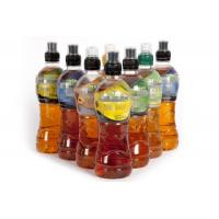 Buy cheap Beverage / Cosmetic PVC Shrink Labels in Bundle Wrapping Packing 45 Micron from wholesalers