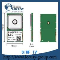 Buy cheap QUECTEL Highest Sensitivity GPS Module with Embedded patch antenna SIRF starIV L50 from wholesalers