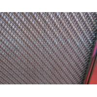 Buy cheap Flexi-woven architectural Decorative metal mesh for facade cladding in Stainless steel from wholesalers