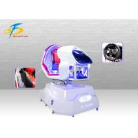 Wholesale Coin Slot Project Car Simulator Racing Game / Virtual Reality Game Machine from china suppliers