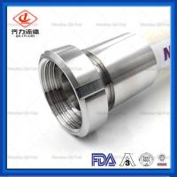 Buy cheap Stainless Steel 316L Quick Connect Series 14MPHR  Food Grade Hose Fittings from wholesalers